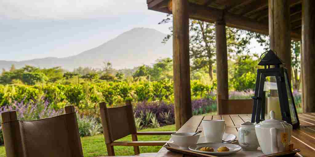 img Clients Tanzania Legendary Expeditions 12. Legendary Lodge veranda breakfast