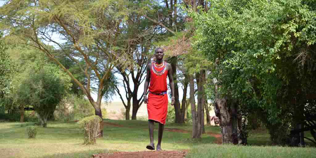 Our knowledgeable maasai guides