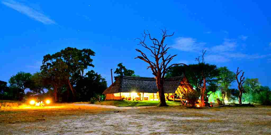7. Imvelo Safari Lodges - Bomani Tented Lodge - Main Lodge at Night.jpg