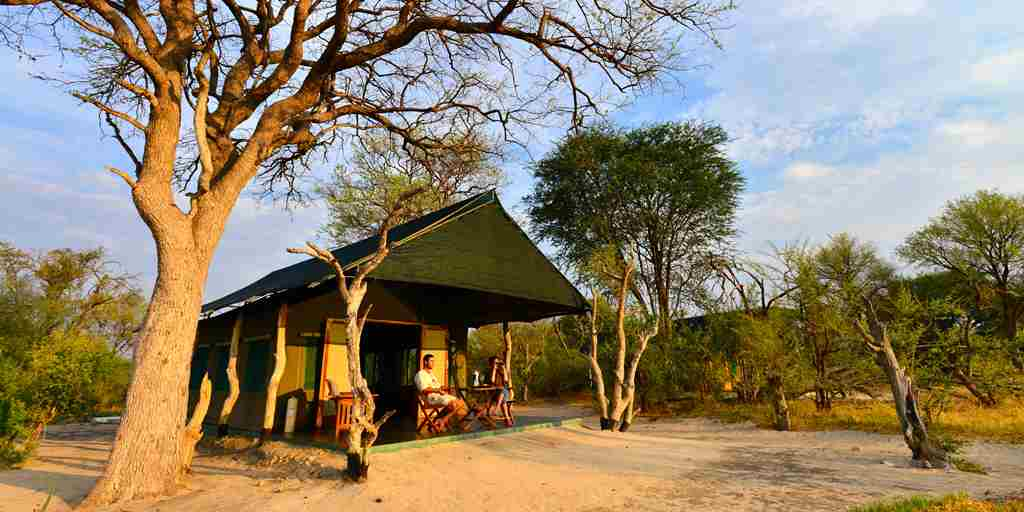 14. Imvelo Safari Lodges   Bomani Tented Lodge   Spurwing Exterior