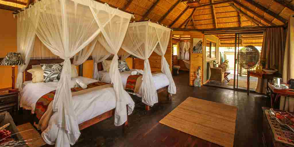 12. Imvelo Safari Lodges   Nehimba  Twin Room