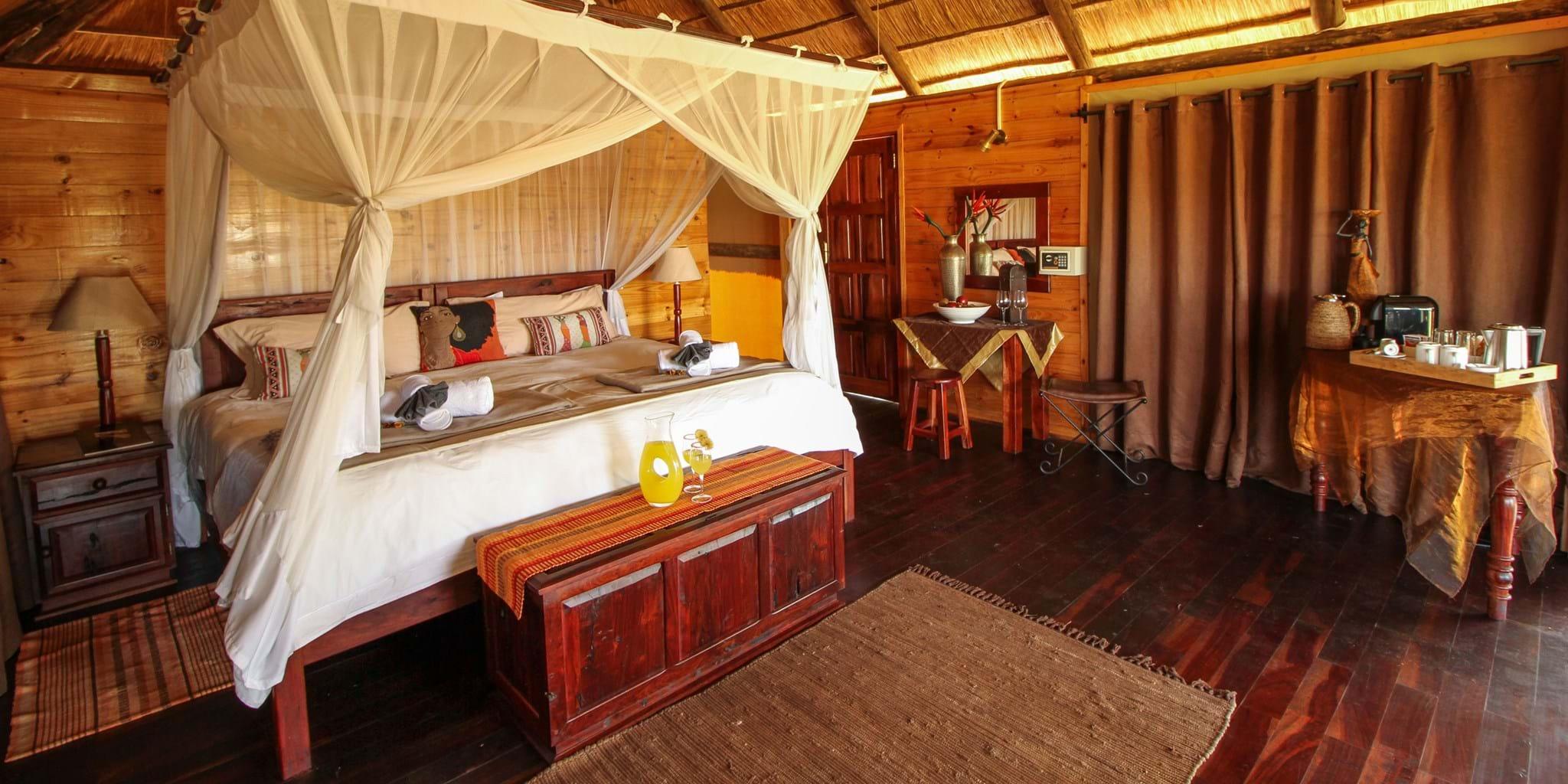 Imvelo safari lodges nehimba room interiors super king honey moon suite