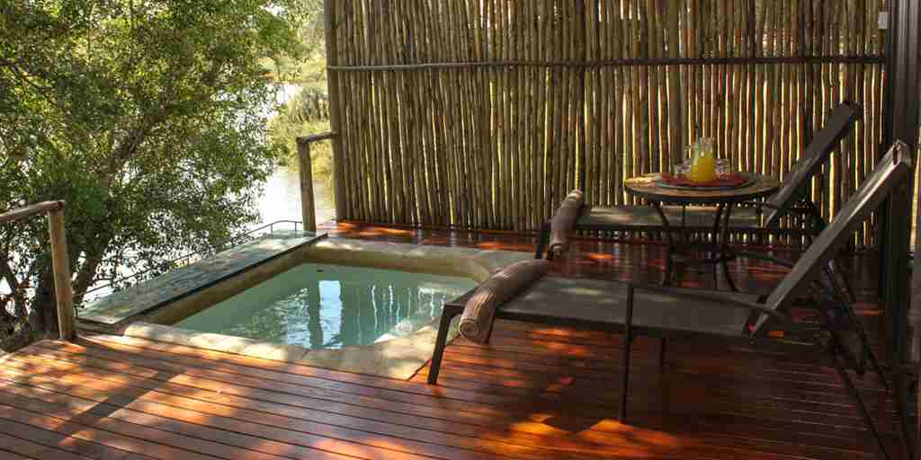 12. Imvelo Safari Lodges - Zambezi Sands - Honeymoon suite splash pool.jpg