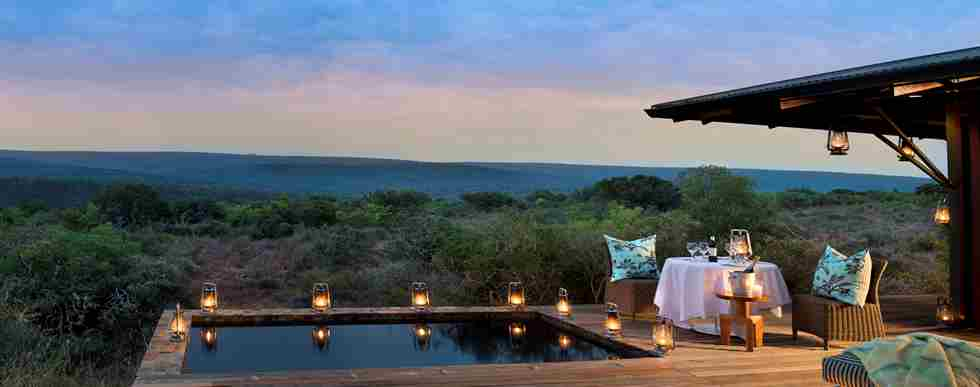 Kwandwe Ecca Lodge suite ext eve2.jpg