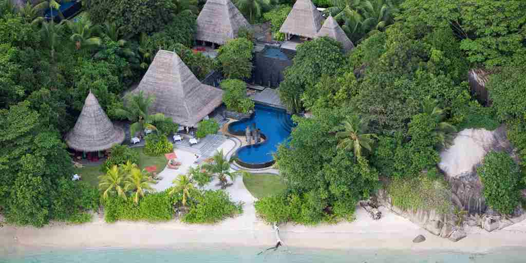 Maia Luxury Resort & Spa - Aerial Pool, Bar & Restaurant.jpg