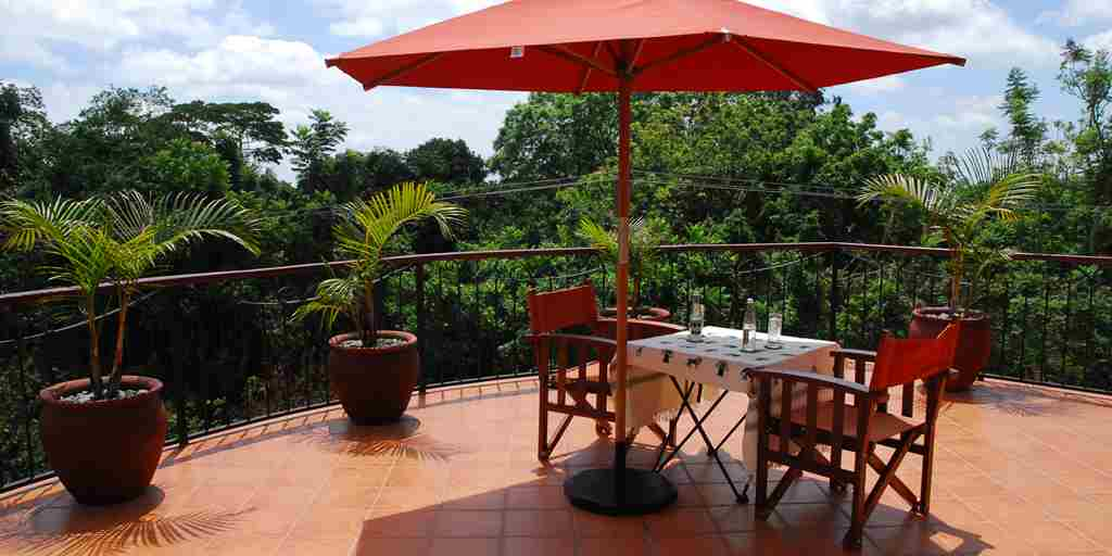 Terrace adjoing to Suite room.JPG