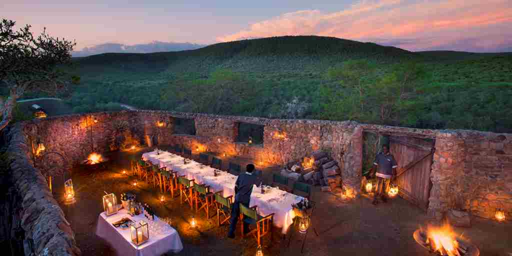 Kwandwe Great Fish River Lodge boma.jpg