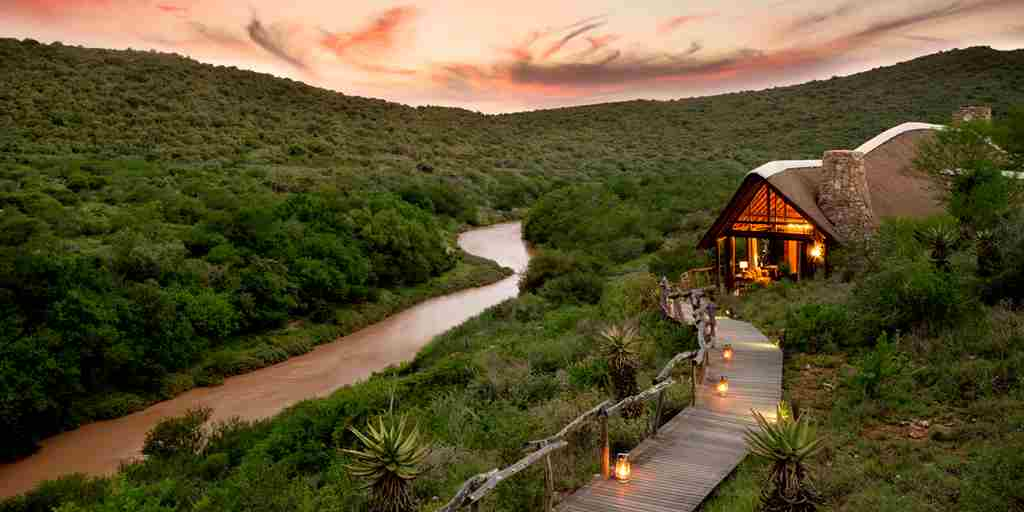 Kwandwe Great Fish River Lodge ext