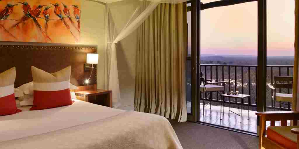 Lodge waterhole facing room at Victoria Falls Safari Lodge.JPG
