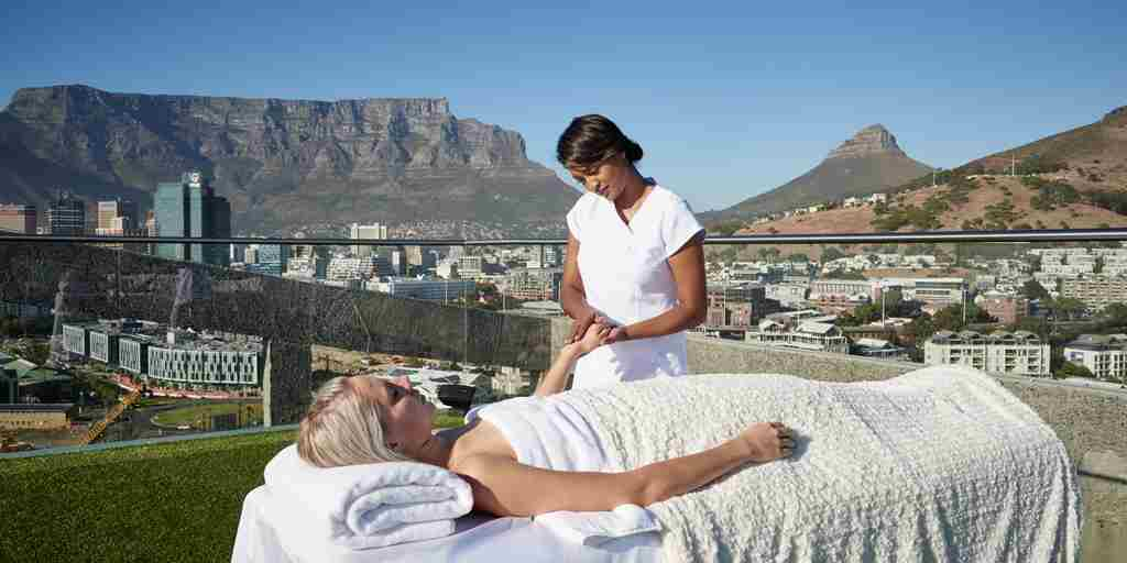 The Sky Terrace Massage