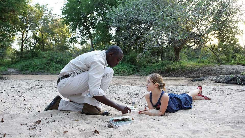 Micro Safaris for Children at Londolozi Camps