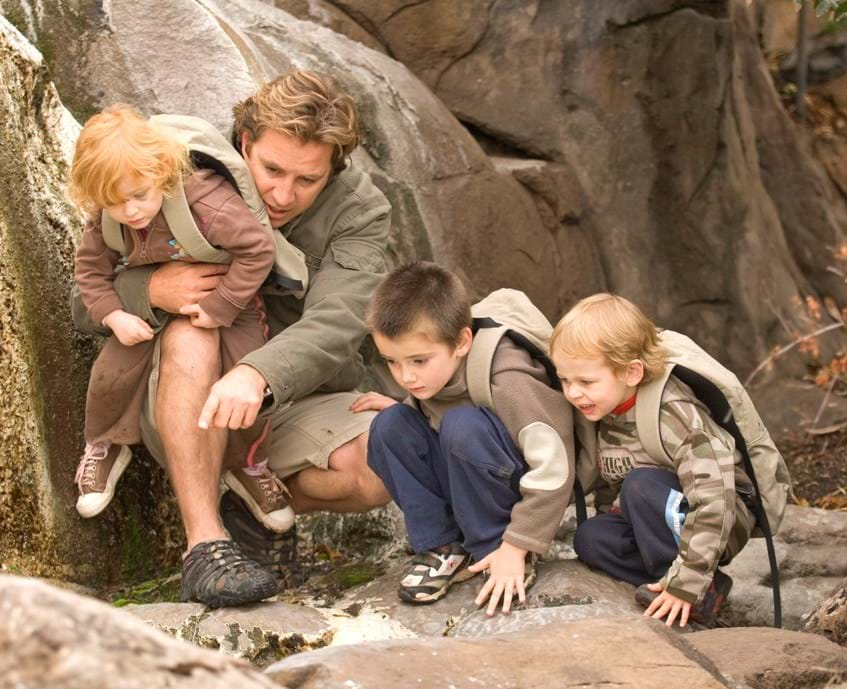 Children's Treasure Hunts at Ulusaba Rock Lodge
