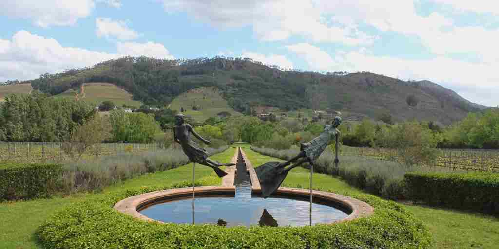 La Cle Country Lodge - view over the garden.jpg