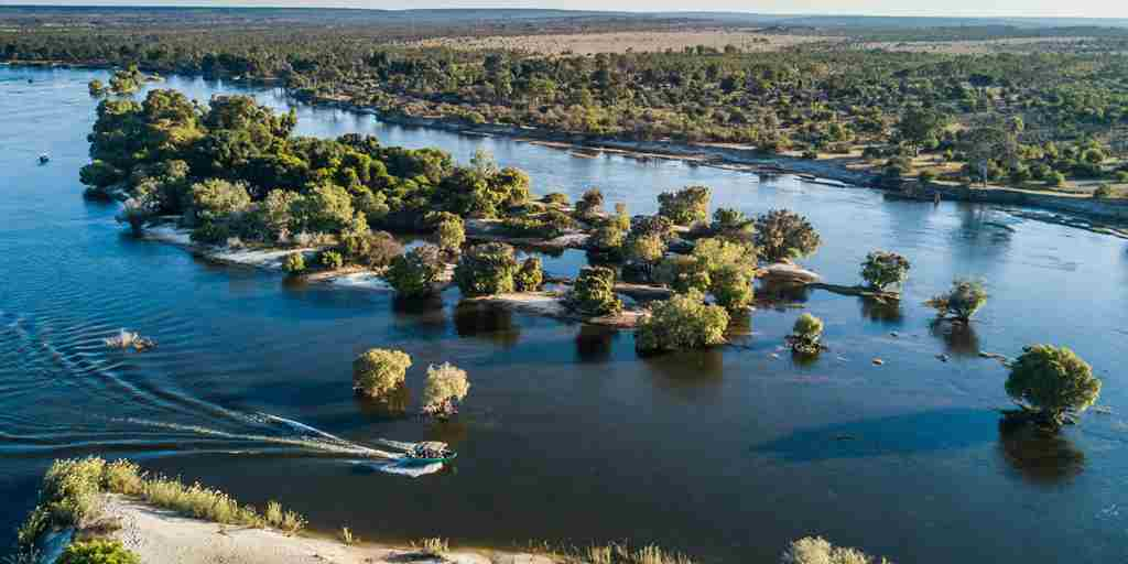 Zambezi Riverboat