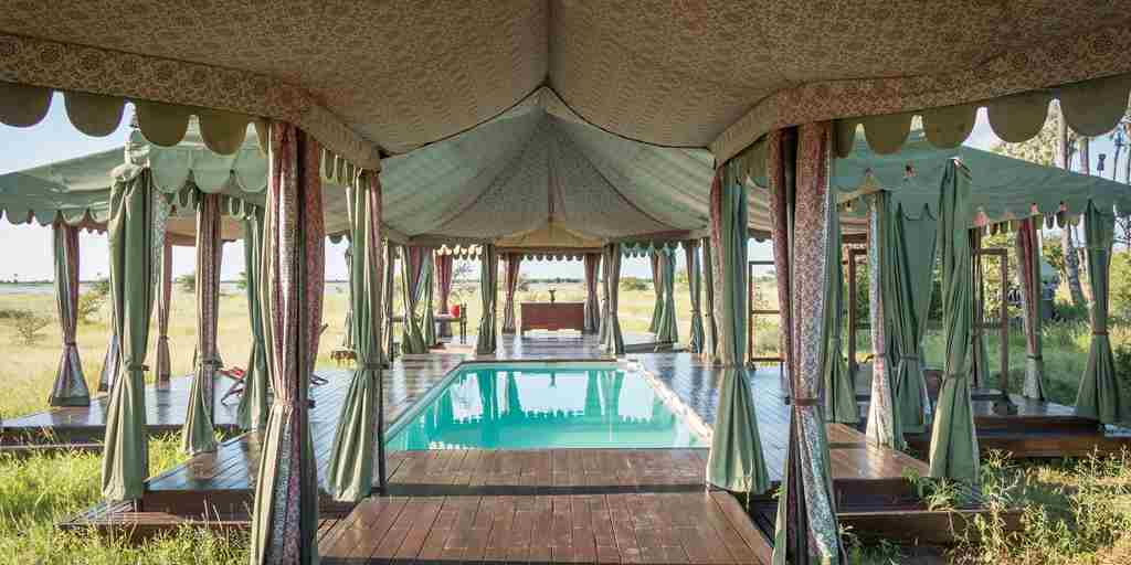 Jack's Camp, Botswana - Swimming pool during the day.jpg