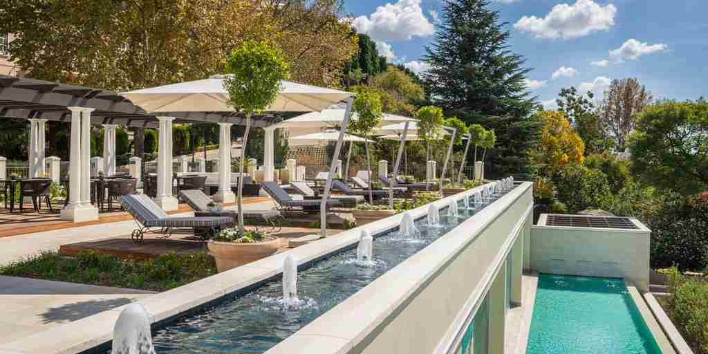 Four Seasons South Africa Spa