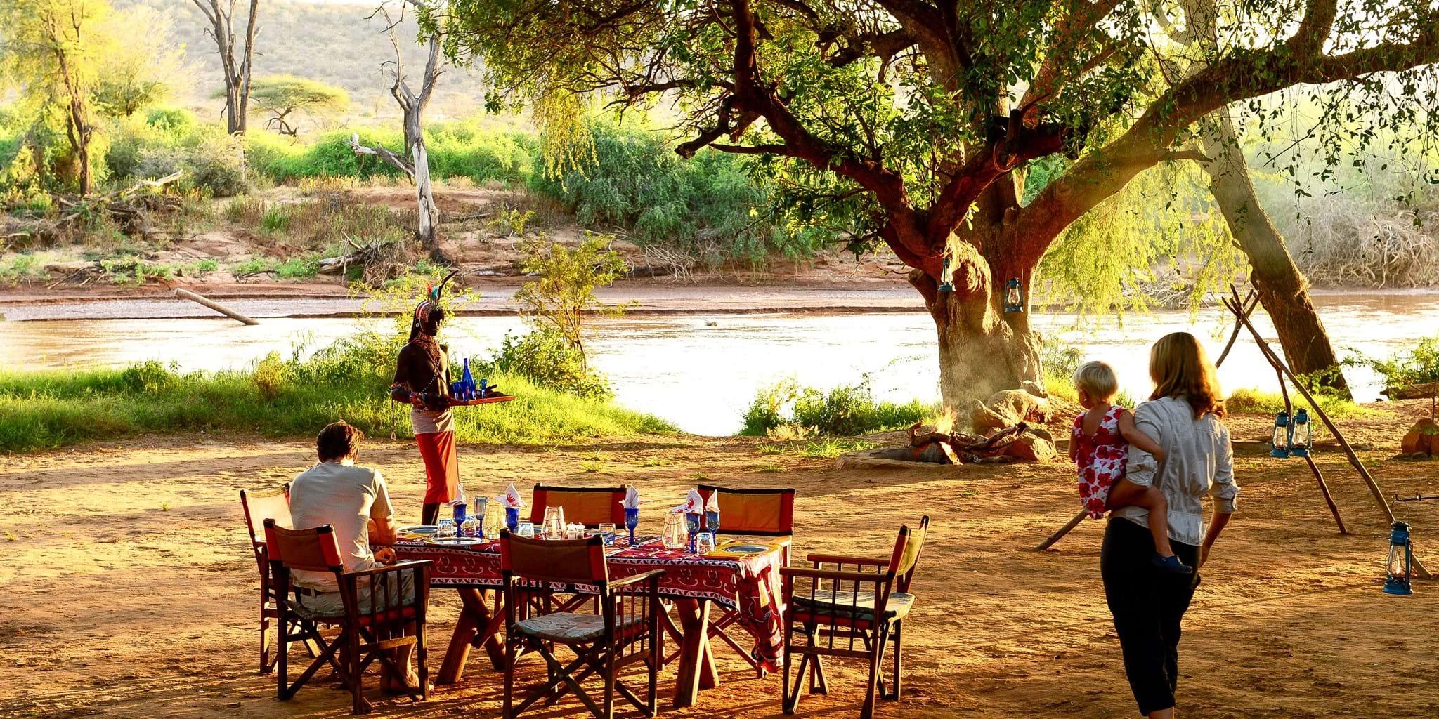 Luxury Camps In Kenya