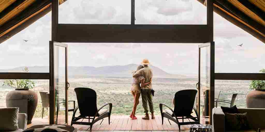 Couples Safaris Kenya Cottars Bush Villa
