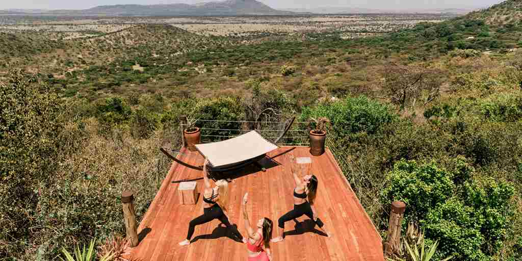 Yoga Retreat Kenya Maasai Safari