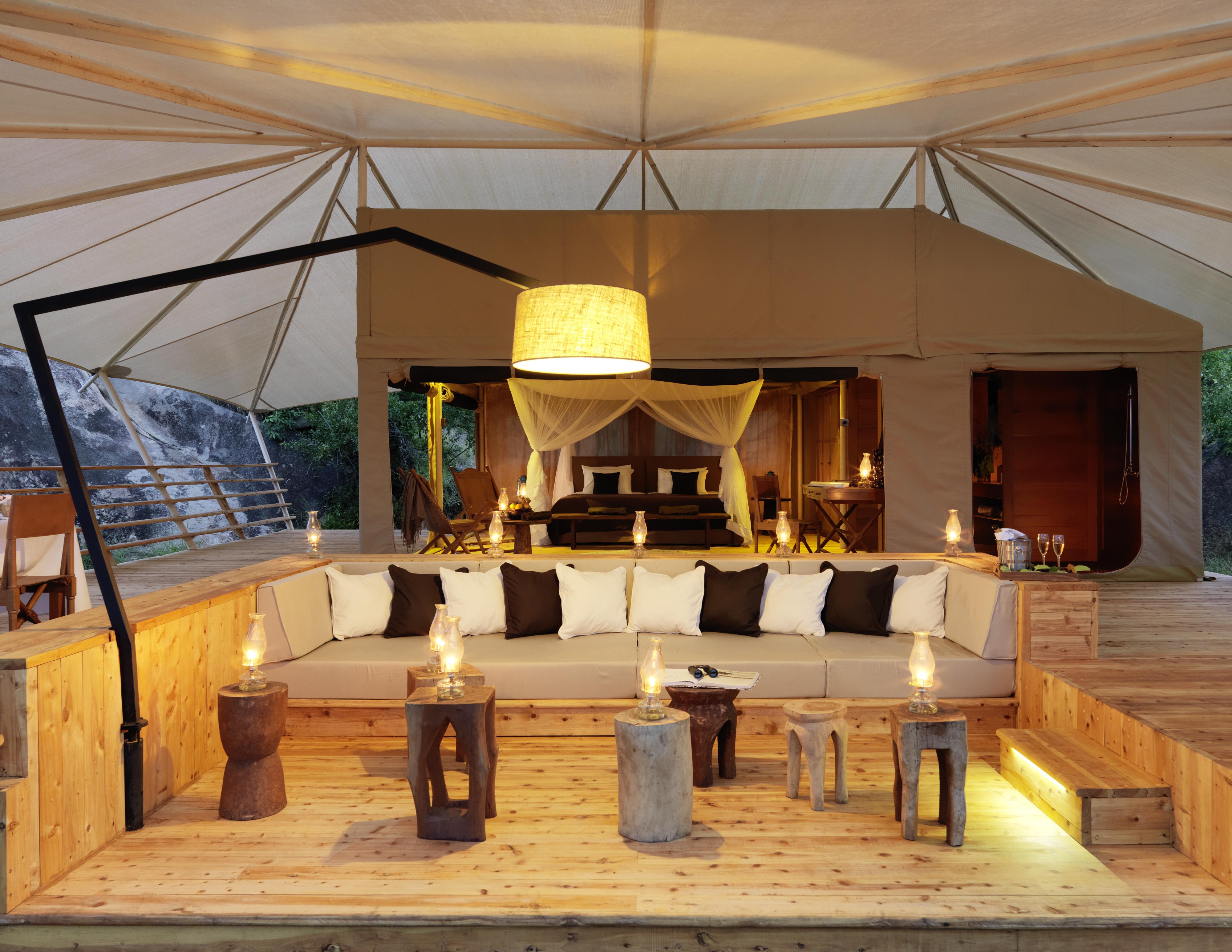Serengeti Bushtops | Luxury Tanzania Lodge | Yellow Zebra