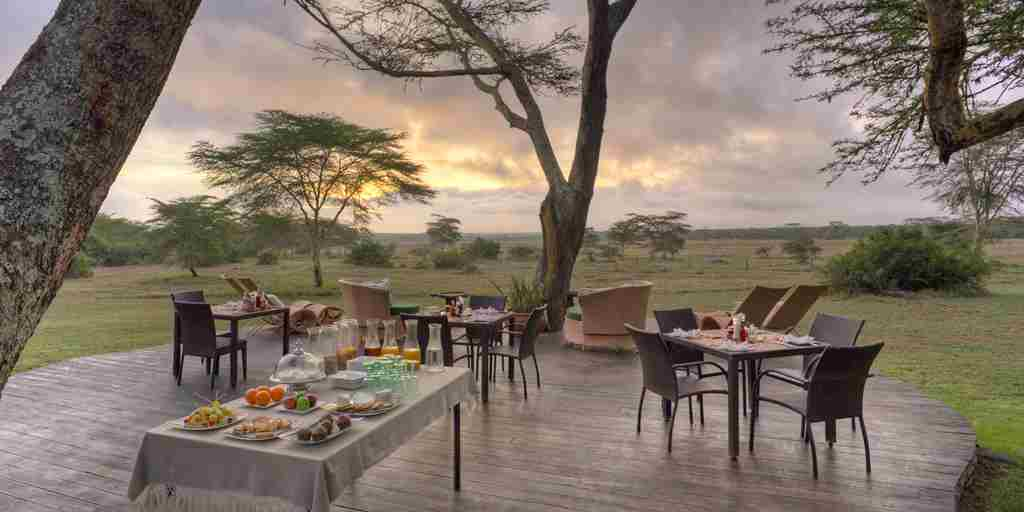 solio lodge breakfast kenya