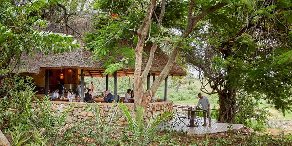 Motswari Private Game Reserve Breakfast