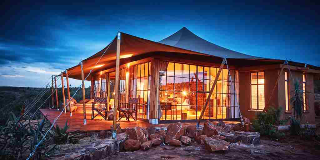 Elewana- Lodo Springs - accommodation - Loisaba's picturesque exterior - Show Room.jpg