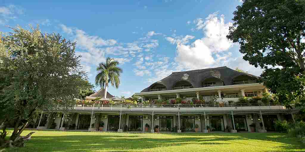 Ilala Lodge external view