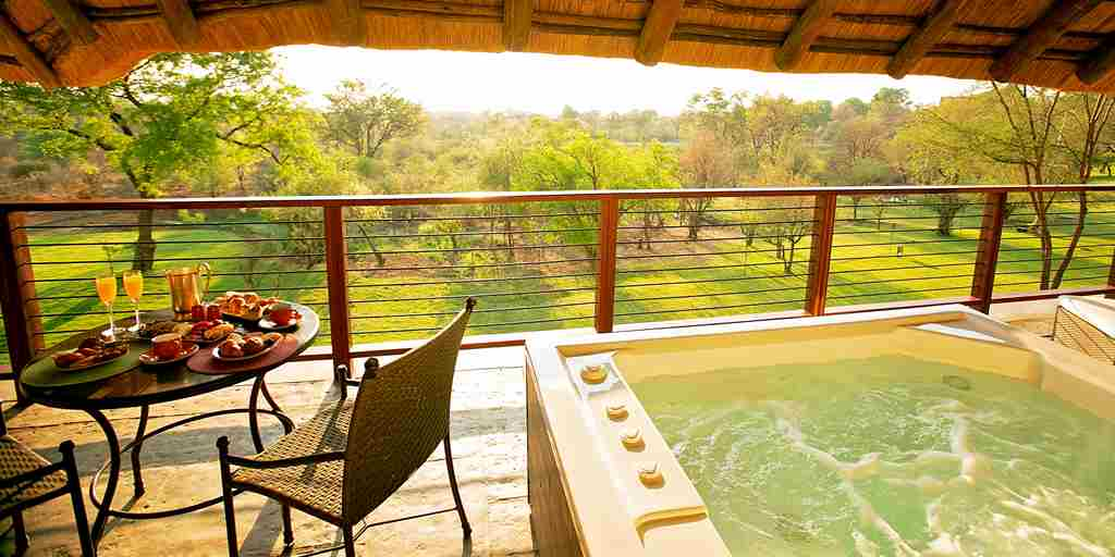 Ilala Lodge spa