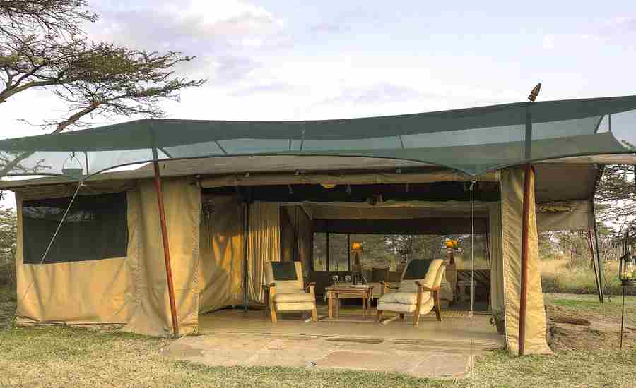 Kicheche Bush Camp exterior view