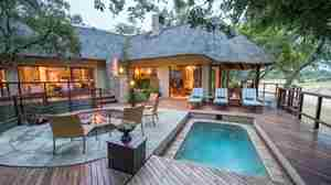 shumbalala presidential suite Pool