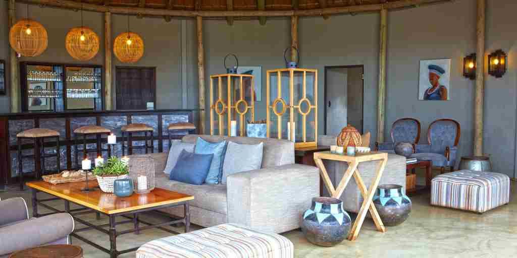 Thanda Tented Camp Guest Area