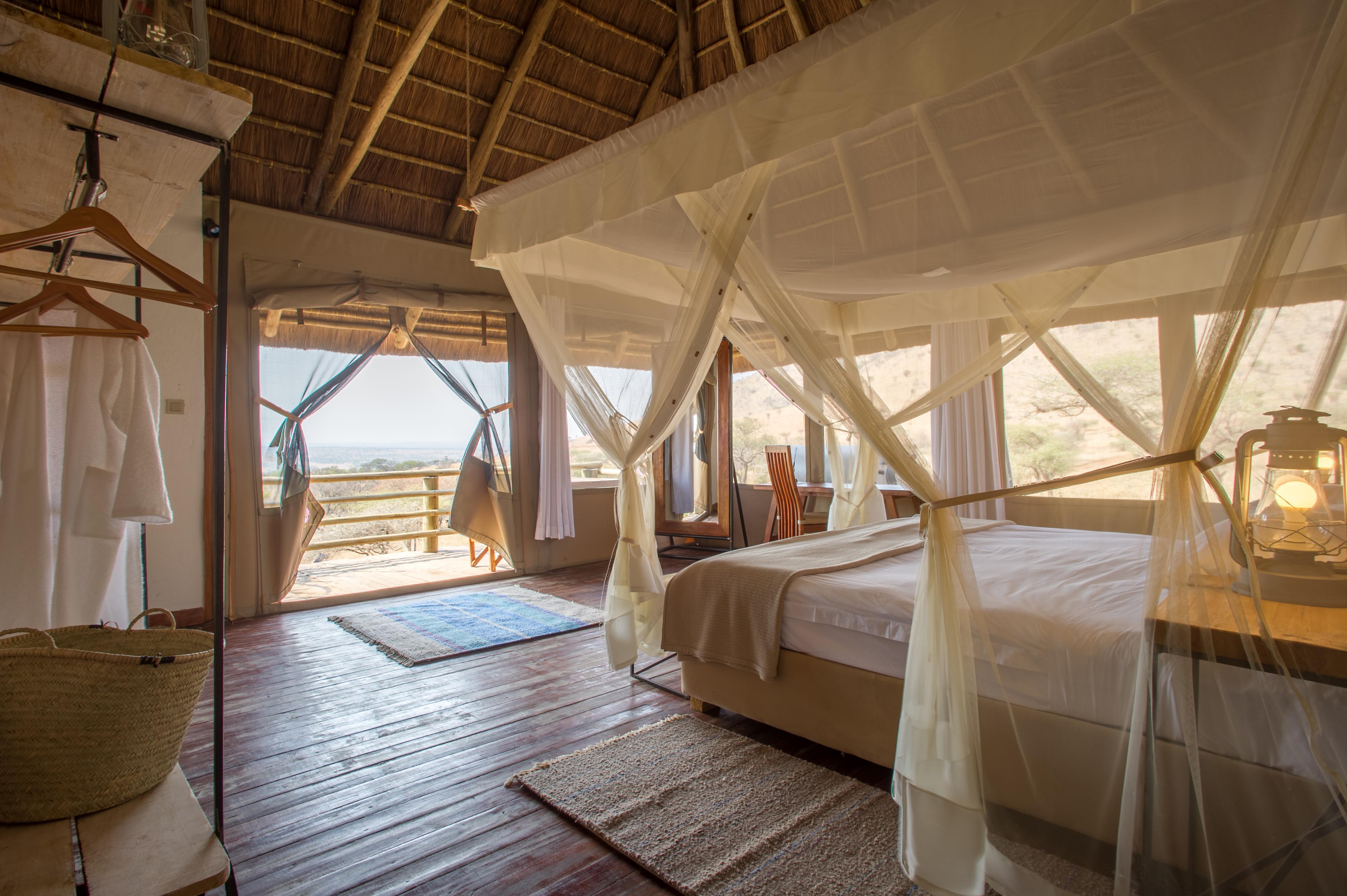 Kubu Kubu Tented Lodge   The Serengeti