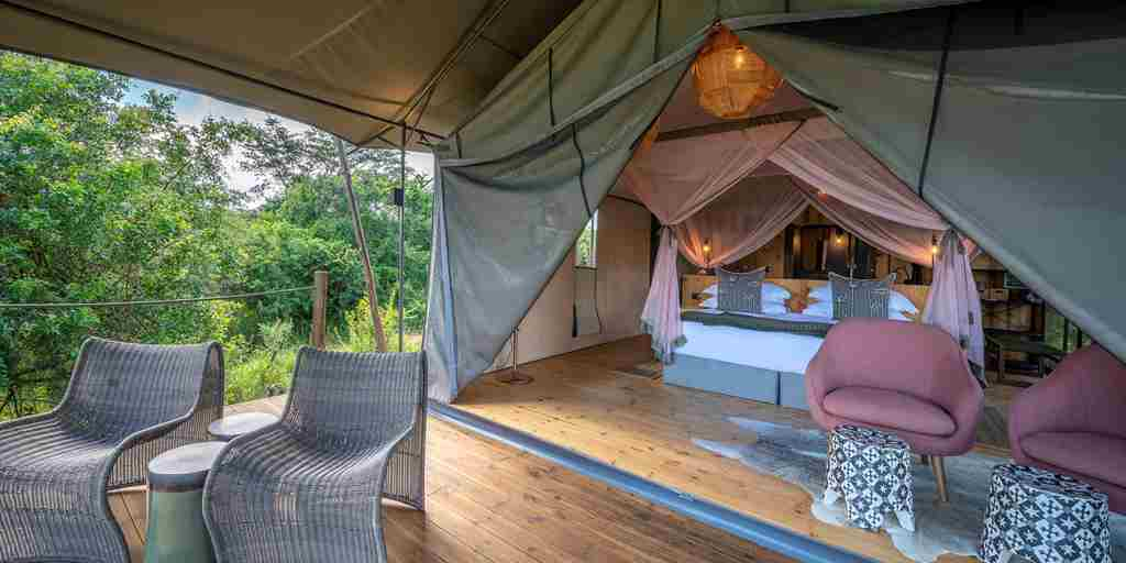 Magashi Camp Couples Suite
