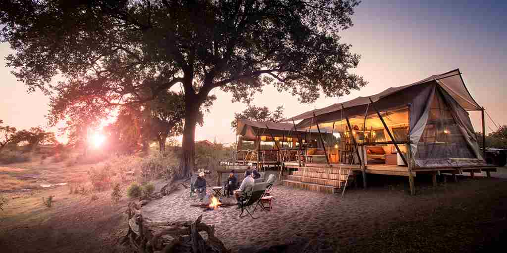 linyanti expeditions african bush camps botswana