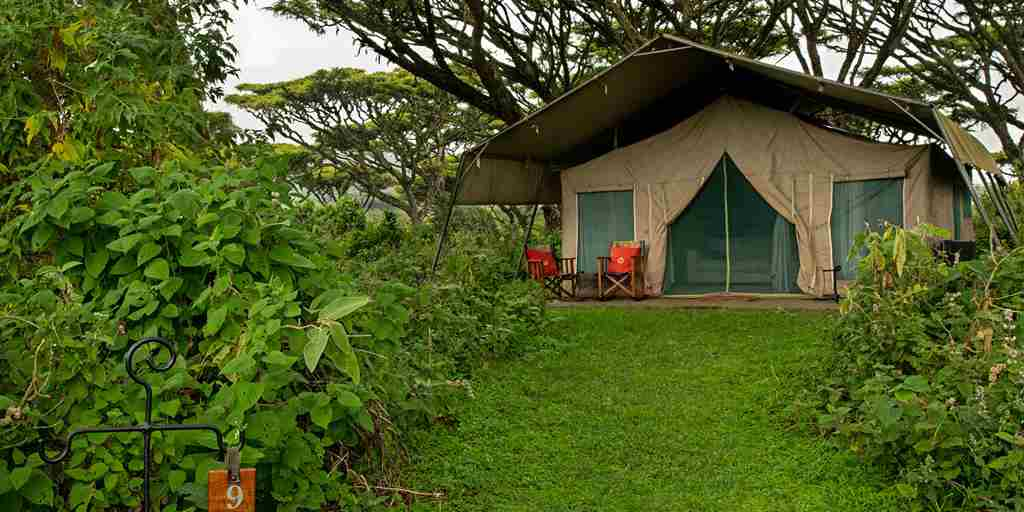 Lemala Ngorongoro Tented Suite