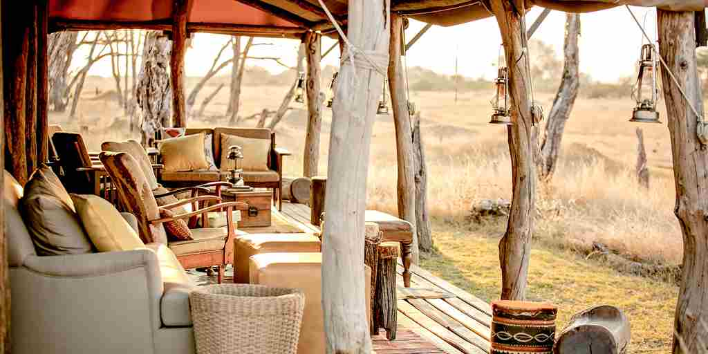the private hide main area zimbabwe yellow zebra safaris