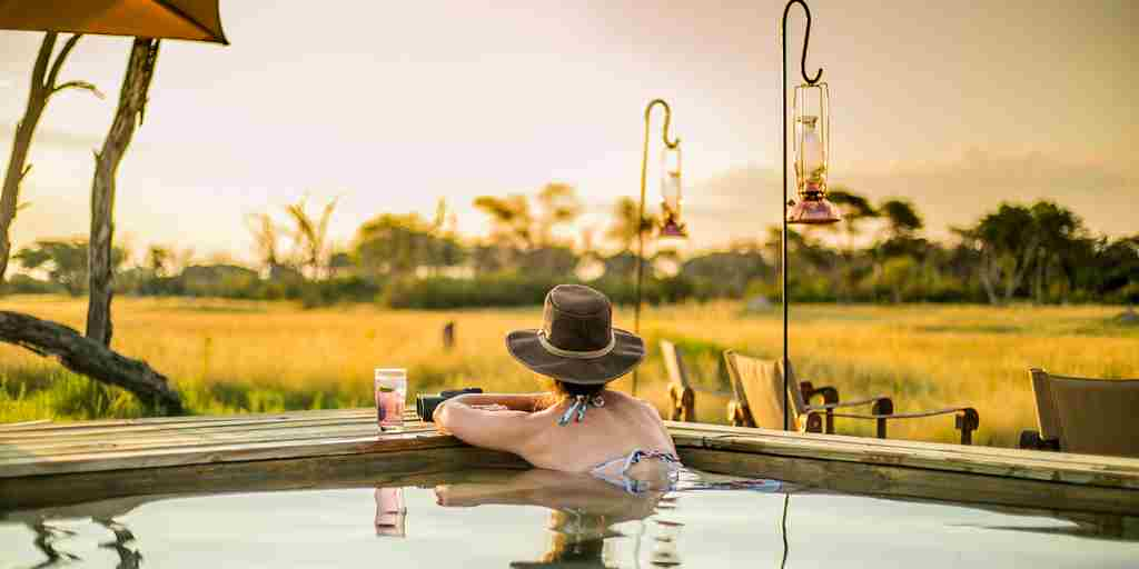 the private hide pool zimbabwe yellow zebra safaris