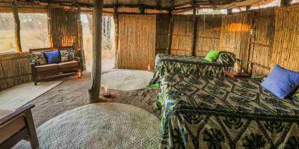 crocodile river camp twin zambia yellow zebra safaris