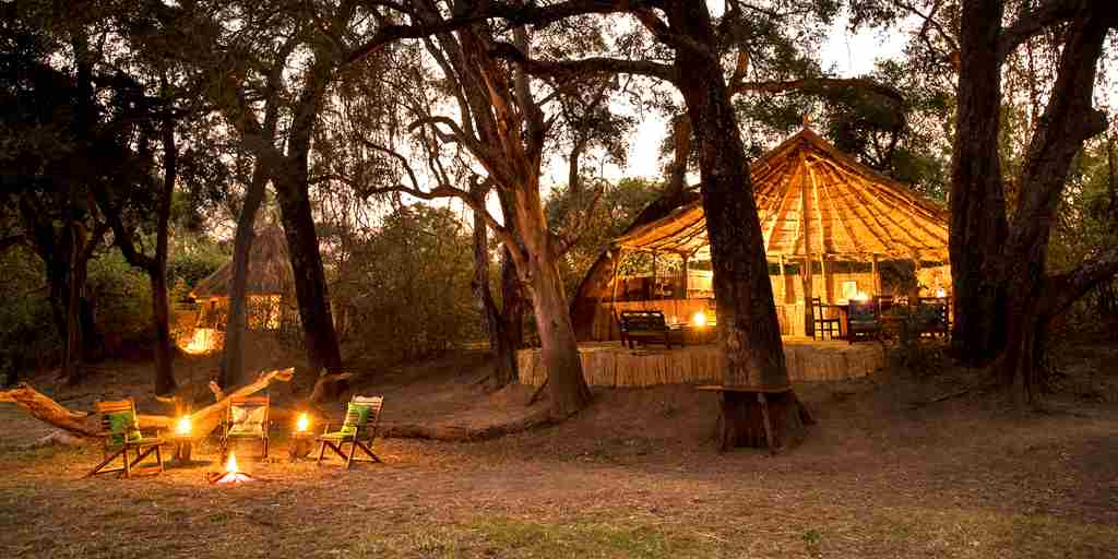 crocodile river camp zambia yellow zebra safaris
