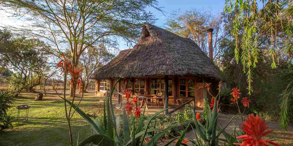 chui lodge kenya outside yellow zebra safaris