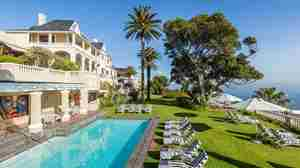ellerman house view south africa yellow zebra safaris
