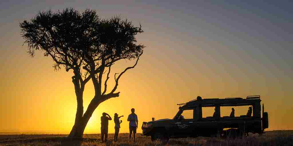 little governors sundowners kenya yellow zebra safaris