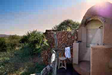 Bathroom at Kopano Lodge, Madikwe