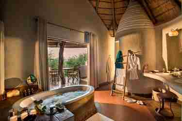 Bathroom at Lelapa Lodge, Madikwe