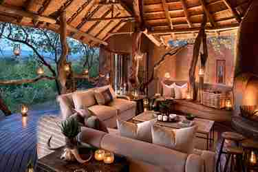 Kopano Lodge in Madikwe Game Reserve