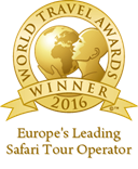 Award winning safari tour company in 2016