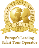 Award winning safari tour company in 2017