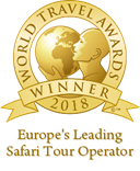 Award winning safari tour company in 2018