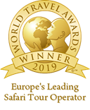 Award winning safari tour company in 2019